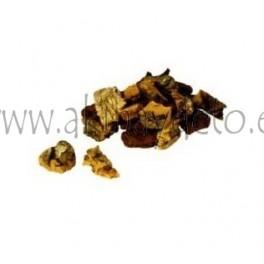Trozos de corchos natural