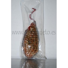 Morcón Ibérico de cebo (envasado al vacío) 1kg