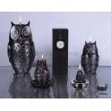 Owl candle