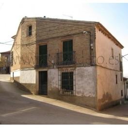 Casa rural en Cañizar.