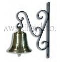 Soporte hierro campana