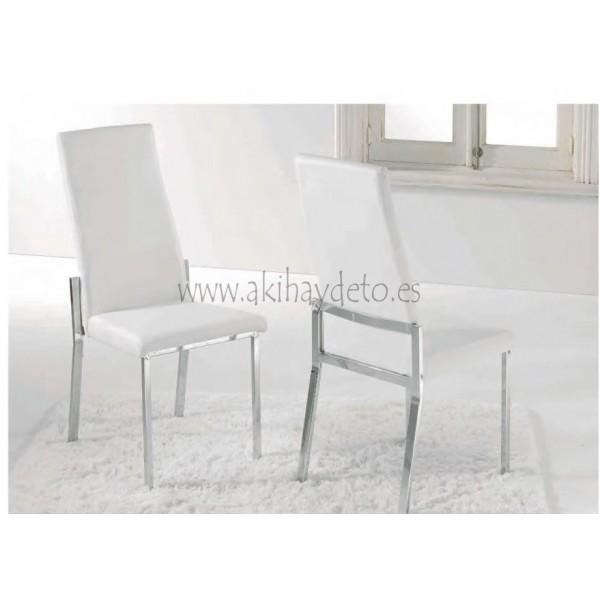 Set 4 sillas comedor modelo verona for Set sillas comedor