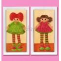 Cuadro muñecas I
