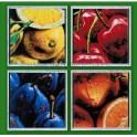 Lamina fruta variada