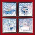 Cuadro lavabos