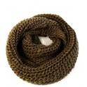 Cuello de lana.