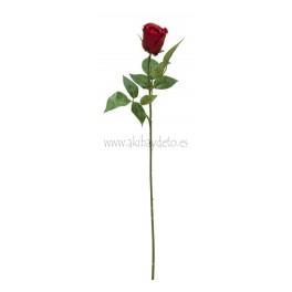 Capullo Rosa Rojo