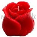 Vela Flor Rosa