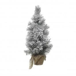 Árbol Navidad c/nieve