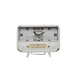 Reloj de mesa, Radio